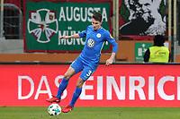 Paul Verhaegh #3 (VfL Wolfsburg), FC Augsburg vs. VfL Wolfsburg, 1.Bundesliga, 25.11.2017 *** Local Caption *** © pixathlon<br /> Contact: +49-40-22 63 02 60 , info@pixathlon.de