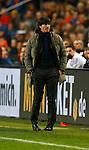 Nederland, Amsterdam, 14 november 2012 .Seizoen 2012-2013.Oefeninterland.Nederland-Duitsland .Joachim Low, trainer-coach van Duitsland.