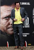 """L'attore statunitense Michael Madsen posa durante un photocall in occasione dell'inizio delle riprese del film """"Sights of Death"""" a Roma, 23 gennaio 2014.<br /> U.S. actor Michael Madsen poses during a photocall on the occasion of the start of the shooting of the movie """"Sights of Death"""" in Rome, 23 January 2014.<br /> UPDATE IMAGES PRESS/Riccardo De Luca"""