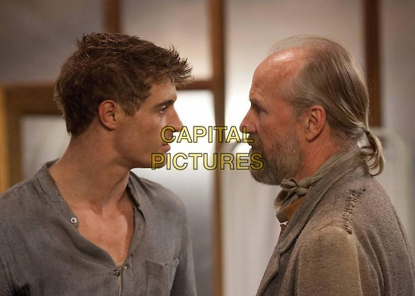 Max Irons & William Hurt.in The Host (2013) .*Filmstill - Editorial Use Only*.CAP/NFS.Supplied by Capital Pictures.