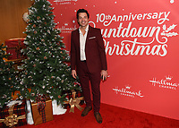 "20 November 2019 - Hollywood, California - Brennan Elliot. Hallmark Channel's 10th Anniversary Countdown to Christmas - ""Christmas Under the Stars"" Screening and Party. Photo Credit: Billy Bennight/AdMedia"