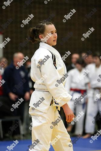 2010-02-14 / Judo / VK Judo Herentals / Heleen Sempels..Foto: mpics