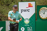 Louis Oosthuizen (RSA) during the first round at the Nedbank Golf Challenge hosted by Gary Player,  Gary Player country Club, Sun City, Rustenburg, South Africa. 08/11/2018 <br /> Picture: Golffile | Tyrone Winfield<br /> <br /> <br /> All photo usage must carry mandatory copyright credit (&copy; Golffile | Tyrone Winfield)