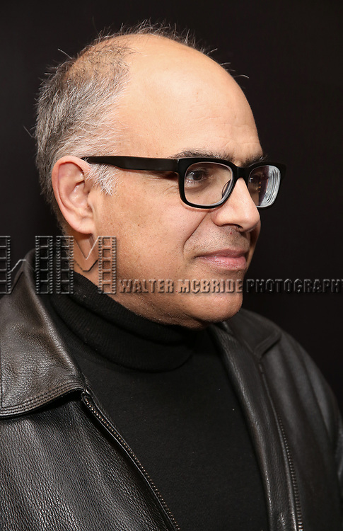 David Yazbek attends the 67th Annual Outer Critics Circle Theatre Awards at Sardi's on May 25, 2017 in New York City.