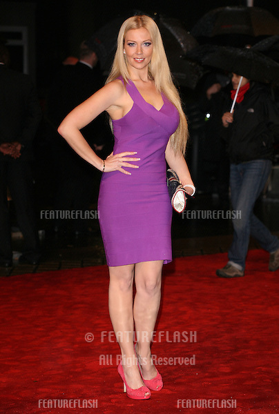 Liz Fuller attending the UK Premiere of RED, at the Royal FEstival Hall, London. 19/10/2010  Picture by: Alexandra Glen / Featureflash