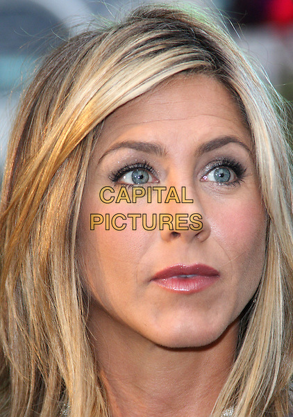 JENNIFER ANISTON.Horrible Bosses UK Premiere, BFI, London, England..20th July 2011.headshot portrait.CAP/WIZ.© Wizard/Capital Pictures.