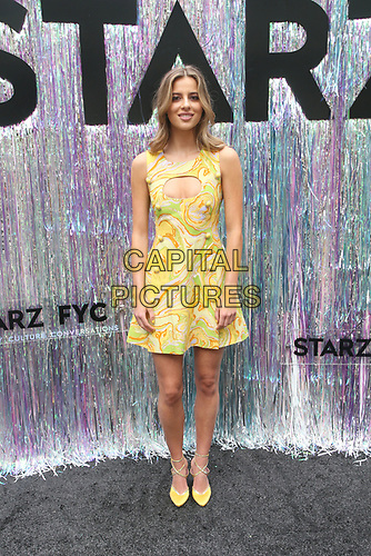 CENTURY CITY, CA - June 2: Nadia Parkes, at Starz FYC 2019 — Where Creativity, Culture and Conversations Collide at The Atrium At Westfield Century City in Century City, California on June 2, 2019. <br /> CAP/MPIFS<br /> ©MPIFS/Capital Pictures