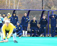 Friday, November 5th, 2010. Michigan Field Hockey Team defeats Penn State University in the second round of the 2010 Big Ten Field Hockey Tournament @ Northwestern University, Evanston, IL
