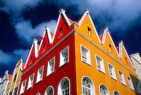 Dutch architecture, Punda section of Willemstad