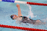 Picture by Richard Blaxall/SWpix.com - 14/04/2018 - Swimming - EFDS National Junior Para Swimming Champs - The Quays, Southampton, England - Ellie Challis of Colchester during the Women's MC 150m Individual Medley