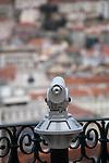 Fernrohr, Lissabon, Portugal