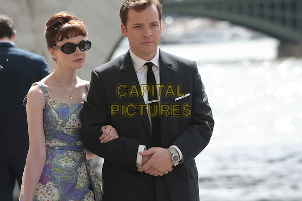 CAREY MULLIGAN & PETER SARSGAARD.in An Education.*Filmstill - Editorial Use Only*.CAP/FB.Supplied by Capital Pictures.