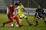 Rionegro Águilas venció 1-0 a Alianza Petrolera. Fecha 17 Liga Águila II-2018.