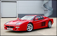 BNPS.co.uk (01202 558833)<br /> Pic: H&amp;H/BNPS<br /> <br /> 1995 Ferrari 512 M estimated at &pound;190,000.<br /> <br /> A stunning sports car owned by David Beckham has emerged in a sale of eleven Ferraris - making a whole football team of motors. <br /> <br /> Golden Balls owned the 360 Spider in the early noughties when he was at the peak of his powers ahead of a big money move to Real Madrid. <br /> <br /> Becks, a renowned car nut, kitted the 2001 motor out with an F1-style gearbox, carbon fibre backed racing seats, tinted windows and custom bodywork.<br /> <br /> The car's combined worth is a whopping &pound;2,200,000.