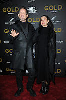 www.acepixs.com<br /> January 17, 2017  New York City<br /> <br /> Dean Winters attending The World Premiere of 'Gold' at AMC Loews Lincoln Square 13 theater on January 17, 2017 in New York City.<br /> <br /> <br /> Credit: Kristin Callahan/ACE Pictures<br /> <br /> Tel: 646 769 0430<br /> Email: info@acepixs.com