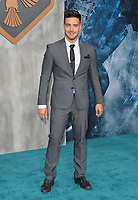 Vadhir Derbez at the Global premiere for &quot;Pacific Rim Uprising&quot; at the TCL Chinese Theatre, Los Angeles, USA 21 March 2018<br /> Picture: Paul Smith/Featureflash/SilverHub 0208 004 5359 sales@silverhubmedia.com