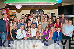 Martina Barrett,Ballinorig,Tralee(seated centre)had great fun celebrating her 40th birthday in the Sportsfield bar,Tralee along with many friends and family last Saturday night.