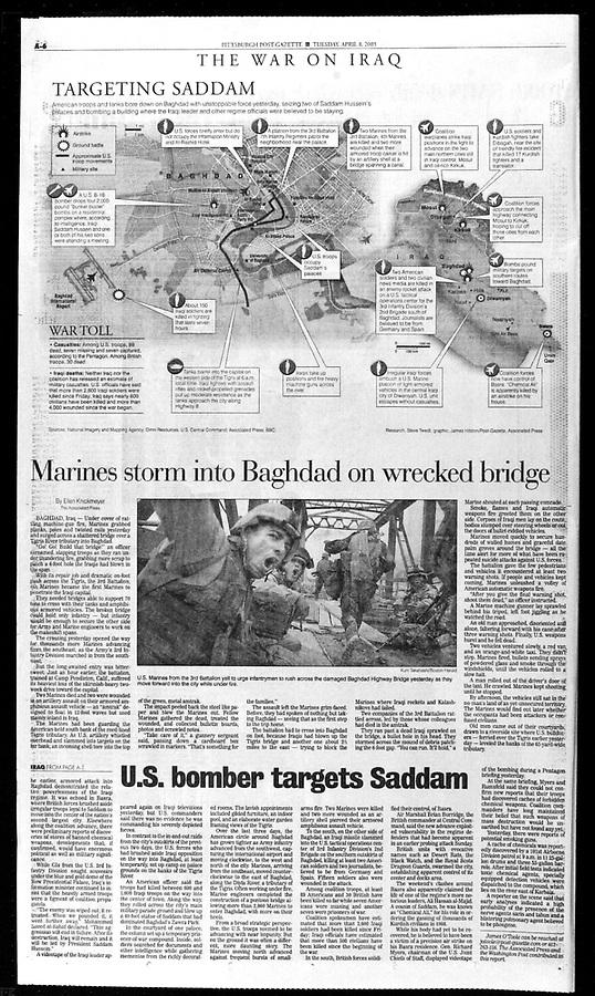 Tuesday, April 8, 2003