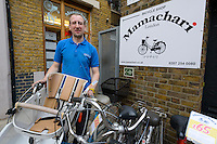 Mamachari Bikes, Sept 2014