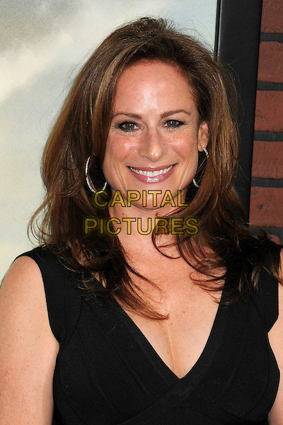 """Michele Weisler.""""Trouble With The Curve"""" Los Angeles Premiere held at the Regency Village Theatre, Westwood, California, USA..September 19th, 2012.headshot portrait black.CAP/ADM/BP.©Byron Purvis/AdMedia/Capital Pictures."""