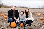 The Thor Stevenson Fall Family Guelph Photo Session
