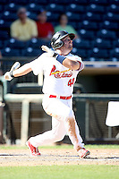 Zack Cox - Surprise Rafters - 2010 Arizona Fall League.Photo by:  Bill Mitchell/Four Seam Images..