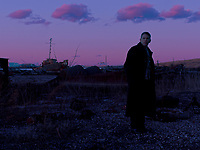 FIRST REFORMED (2018)<br /> ETHAN HAWK<br /> *Filmstill - Editorial Use Only*<br /> CAP/FB<br /> Image supplied by Capital Pictures