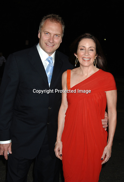 "Patricia Heaton and husband David Hunt..at The Fresh Air Fund ""Salute to American Heroes"" Spring Gala on June 1, 2006 at Tavern on the Green...Robin Platzer, Twin Images"