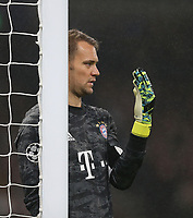 Bayern Munich's Manuel Neuer<br /> <br /> Photographer Rob Newell/CameraSport<br /> <br /> UEFA Champions League Group B  - Tottenham Hotspur v Bayern Munich - Tuesday 1st October 2019 - White Hart Lane - London<br />  <br /> World Copyright © 2018 CameraSport. All rights reserved. 43 Linden Ave. Countesthorpe. Leicester. England. LE8 5PG - Tel: +44 (0) 116 277 4147 - admin@camerasport.com - www.camerasport.com