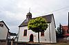 Evangelische Kirche Pleitersheim, im Kern spätgotisch, barock überformt