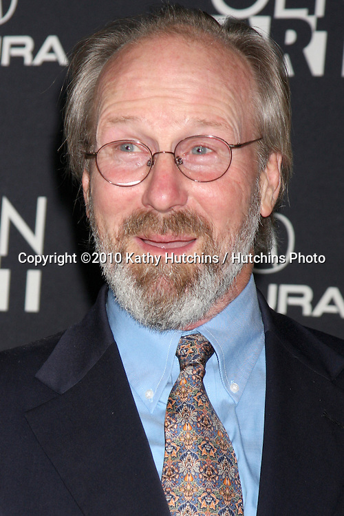 "William Hurt.arriving at ""The Yellow Handkerchief"" LA Premiere.Pacific Design Center Silver Screen Theater.Los Angeles, CA.February 18, 2010.©2010 Kathy Hutchins / Hutchins Photo...."
