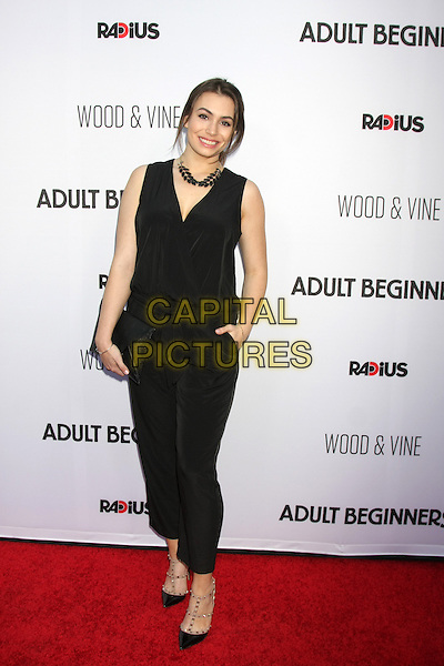 Sophie Simmons at the premiere of 'Adult Beginners' at ArcLight Hollywood on April 15, 2015 in Hollywood, California. <br /> CAP/MPI/DC/DE<br /> &copy;DE/DC/MPI/Capital Pictures