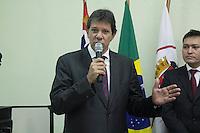 SAO PAULO, SP - 01.01.2016 - HADDAD-SP - Vista do Centro Judici&aacute;rio de Solu&ccedil;&atilde;o de Conflitos e Cidadania Central - CEJUSC - no bairro da Liberdade, na tarde desta sexta-feira (01) na regi&atilde;o central de S&atilde;o Paulo. O prefeito de S&atilde;o Paulo, Fernando Haddad participou da cerimonia de inaugura&ccedil;&atilde;o junto com outras autoridades paulistas.<br /> <br /> (Foto: Fabricio Bomjardim / Brazil Photo Press)