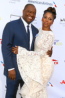 PACIFIC PALISADES, CA - JULY16: Rodney Peete, Holly Robinson Peete at the 18th Annual DesignCare Gala on July 16, 2016 in Pacific Palisades, California. Credit: David Edwards/MediaPunch