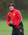 240214 Manchester Utd training