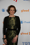Sigourney Weaver at the 21st Annual GLAAD Media Awards on March 13, 2010 at the New York Marriott Marquis, New York City, NY. (Photo by Sue Coflin/Max Photos)