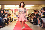 Models on the runway at The International Dwarf Fashion Show in Shibuya on October 26, 2016 in Tokyo, Japan. The show featuring 6 models from all over the globe aims to show that dwarfism is a strength. The designs on display were created by NYC Label, American Wardrobe. (Photo by Michael Steinebach/AFLO)