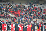 FC Seoul vs Hanoi T&T during the 2015 AFC Champions League Group H match on April 21, 2015 at the Seoul World Cup Stadium in Seoul, Korea Republic. Photo by Kazuaki Matsunaga / World Sport Group