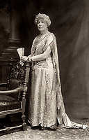 BNPS.co.uk (01202 558833)<br /> Pic: PhilYeomans/BNPS<br /> <br /> Lady Margaret Evelyn-Gathorne Hardy - Wife of Viscount Goschen.<br /> <br /> Last Days of the Raj - A fascinating family album from one of the last Viceroy's of India reveal Britain's 'Jewel in the Crown' in all its splendour.<br /> <br /> The family album of Viscount George Goschen has been unearthed after 90 years, and provide's an amazing snapshot of the pomp and pageantry of a wealthy and powerful British family in India in the 1920s and 30's.<br /> <br /> They show the Governor of Madras and his family enjoying a lavish lifestyle of parades, banquets and hunting and horse racing in the last decades of the Raj.<br /> <br /> At the time, Gandhi was organising peasants, farmers and labourers to protest against excessive land-tax and discrimination. <br /> <br /> The album consists of some 300 large photographs. They have remained in the family for 90 years but have now emerged for auction following a house clearance and are tipped to sell for &pound;200.