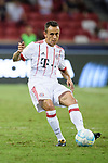 Bayern Munich Defender Rafinha de Souza in action during the International Champions Cup match between FC Bayern and FC Internazionale at National Stadium on July 27, 2017 in Singapore. Photo by Weixiang Lim / Power Sport Images