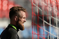 Toronto, ON, Canada - Friday Dec. 09, 2016: Stefan Frei during training prior to MLS Cup at BMO Field.
