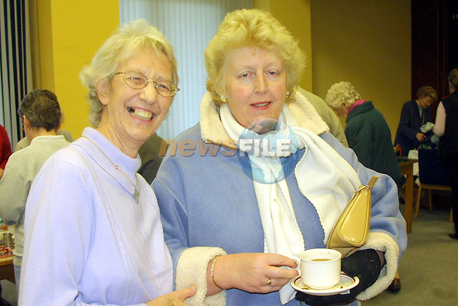 Sr, Patricia O Kane and Ethna O Sullivan-Doggett ..Photo Noel Shine Newsfile.ie..This Picture has been sent to you by Newsfile Ltd..The Studio,.Millmount Abbey,.Drogheda,.Co. Meath,.Ireland..Tel: +353(0)41-9871240.Fax: +353(0)41-9871260.ISDN: +353(0)41-9871010.www.newsfile.ie..general email: pictures@newsfile.ie