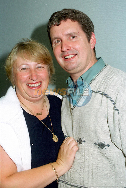 Helen and John Hurley, Westcourt at the surprise 40th party for Olive Hanlon in United Park..Picture Newsfile