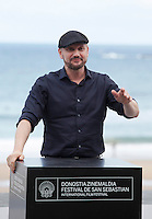 "Director Juan Jose Campanella presents his new film ""Futbolin"" during the 61 San Sebastian Film Festival, in San Sebastian, Spain. September 20, 2013. (ALTERPHOTOS/Victor Blanco) /NortePhoto"