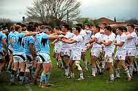 Action from the Super 8 1st XV rugby match between Palmerston North Boys' High School and Napier Boys' High School at PNBHS in Palmerston North, New Zealand on Wednesday, 2 August 2017. Photo: Dave Lintott / lintottphoto.co.nz