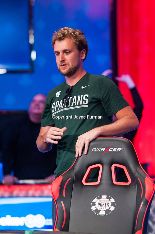 Ryan Riess all in