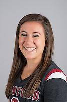 STANFORD, CA - Amanda Spinner of Stanford University Women's Gymnastics.