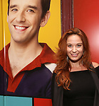 "Sierra Boggess attends then Broadway Family invite to The Final Dress Rehearsal Of Harvey Fierstein's ""Torch Song"" on October 8, 2018 at the Hayes Theatre in New York City."