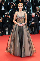 VENICE, ITALY - SEPTEMBER 5: Jennifer Lawrence attends the premiere for Mother during the 74th Venice Film Festival on September 5, 2017 in Venice, Italy.<br /> CAP/BEL<br /> &copy;BEL/Capital Pictures