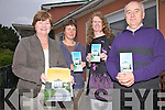 The O'Connell Centre Cahersiveen and UCC go into partnership again offering a Diploma in Disability Studies - NFQ Level 7, the 2 year course is to start in September pictured here at the Information session on Tuesday last in the O'Connell Centre were l-r; Mary Lyne(Manager - O'Connell Centre), Irene Brune(Senior Instructor/Kerry Parents & Friends), Brenda Healy(UCC Program Coordinator) & Paul O'Raw(SKDP Community Development Manager).